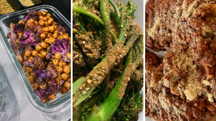 Healthy, Vegan and Zero Waste MealPrep